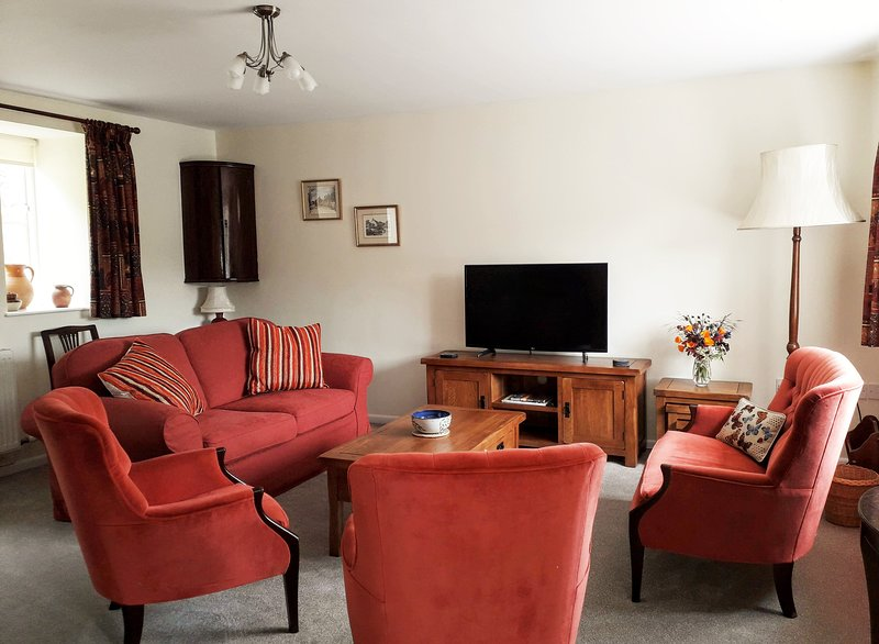 The Stables, holiday rental in Kilve