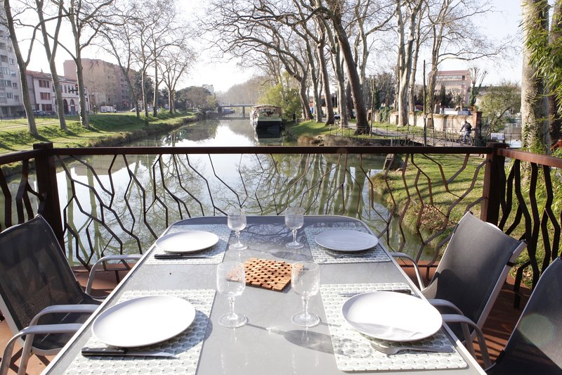 PENICHE KAIROS, vacation rental in Toulouse