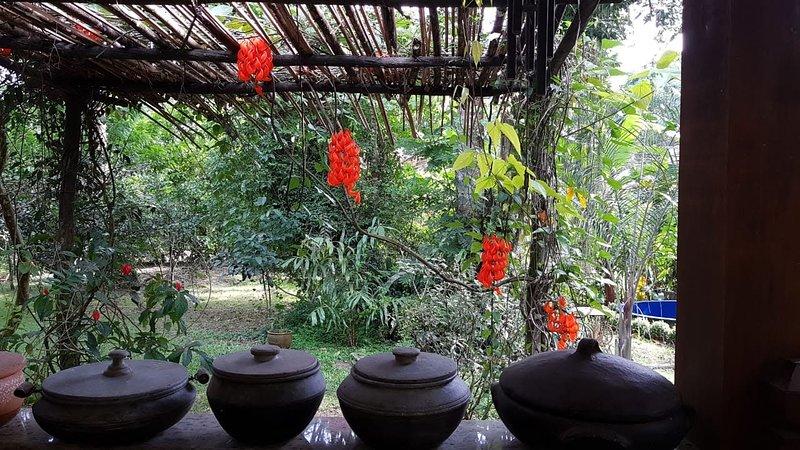 Sonho Azul - Casa de temporada em Paraty Mirim, location de vacances à Trindade