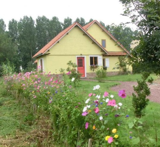 Meublé de tourisme, aluguéis de temporada em Steenbecque