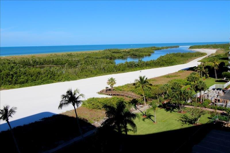 Views of Tigertail Beach