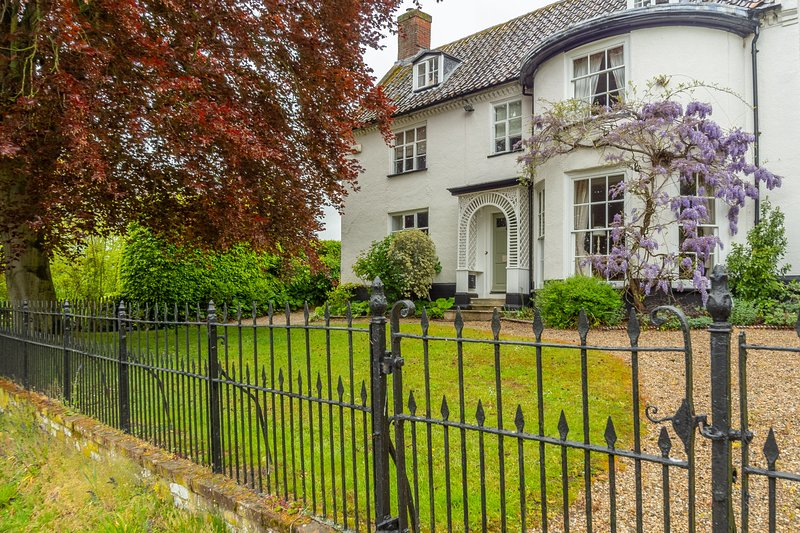 The Old Rectory, vacation rental in Badingham