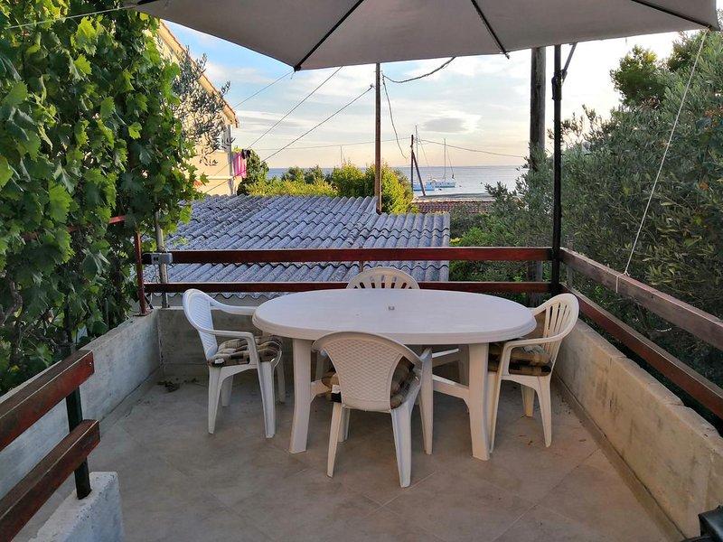Petomavar Apartment Sleeps 4 with Air Con - 5793862 – semesterbostad i Veliki Drvenik