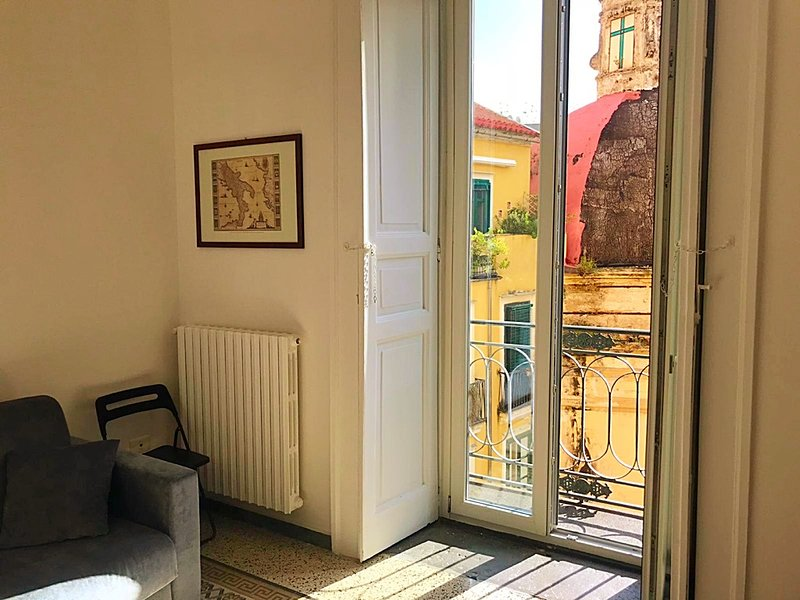 Brand new apartment in the heart of the historic center of the city of Salerno