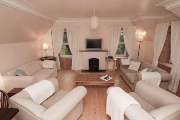 Beautiful two bedroom apartment on the banks of Loch Awe in Scotland, vacation rental in Inveraray
