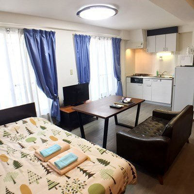 COZY STUDIO APARTMENT IN ROPPONGI, holiday rental in Nishiazabu