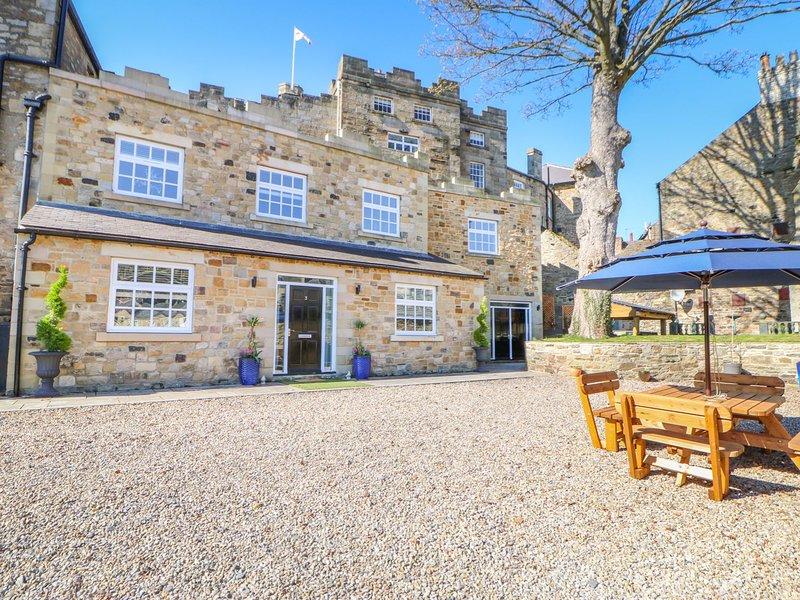 Castle Keep, Stanhope, vacation rental in Wolsingham