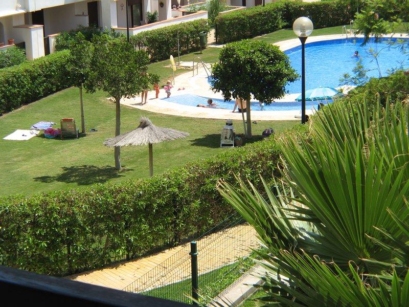 Vera Playa-Apartamento I40A Altos de Nuevo Vera 2D, holiday rental in Vera
