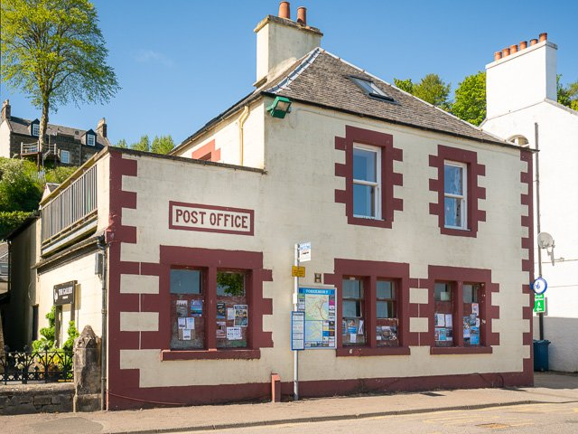 Post Office Flat, holiday rental in Tobermory