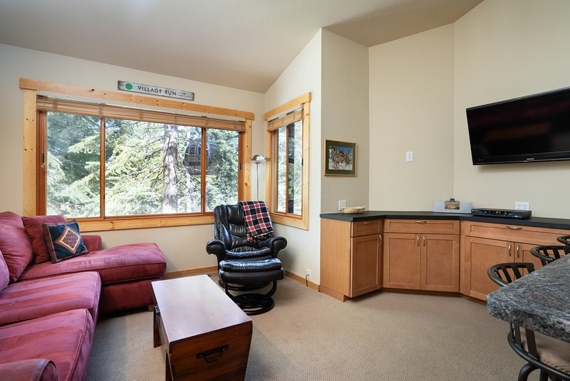 Northstar - Ski Trail Condo, vacation rental in Truckee