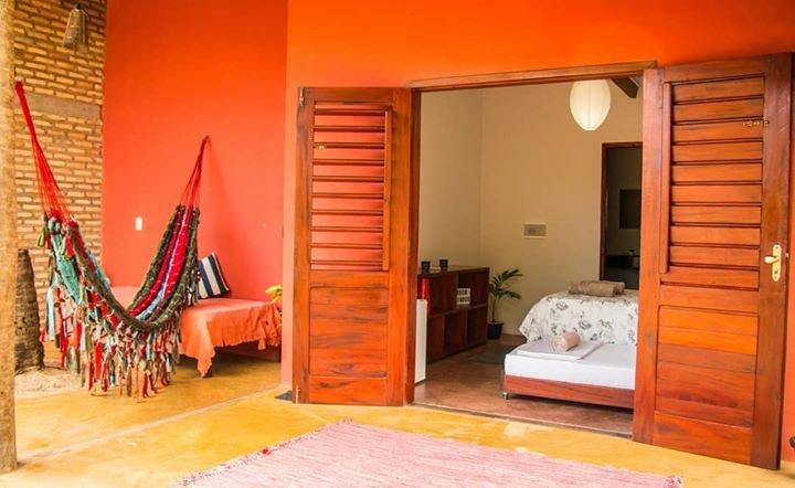 Location de suite dans  Icaraikite  house, vacation rental in Itarema