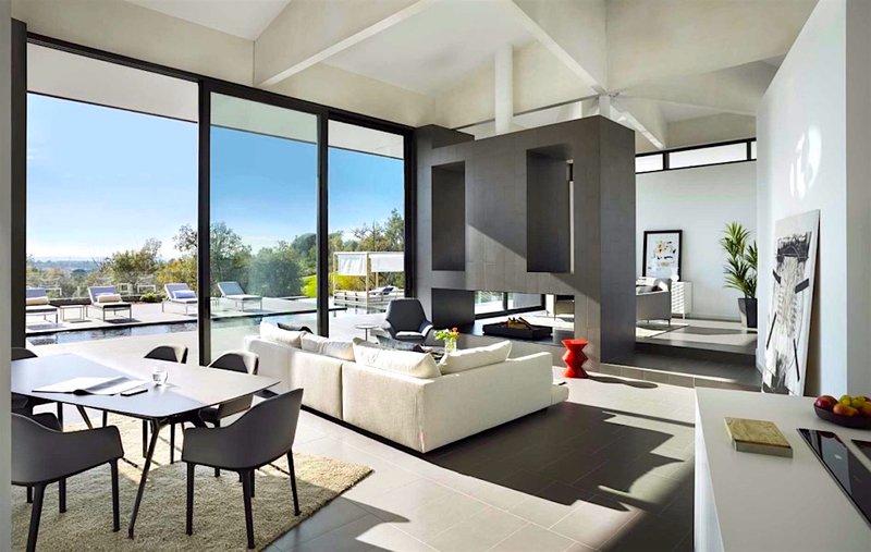 Villa 5 - living-room