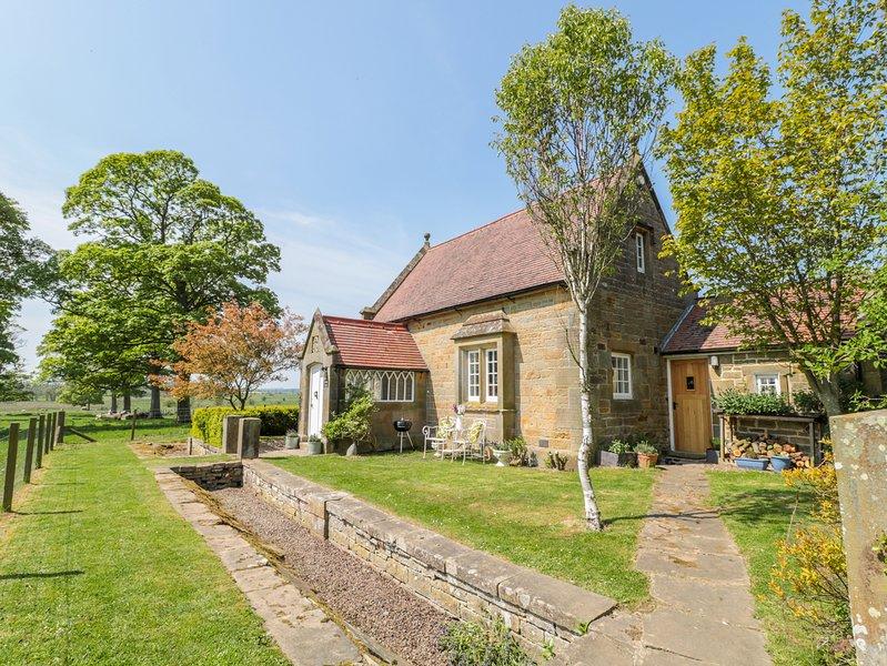 FENWICK LODGE, countryside views, Fenwick, holiday rental in Stamfordham