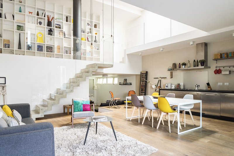 MILANO STYLISH CENTRAL LOFT - A great and furnished house with garden, up to 8, casa vacanza a Carpenzago