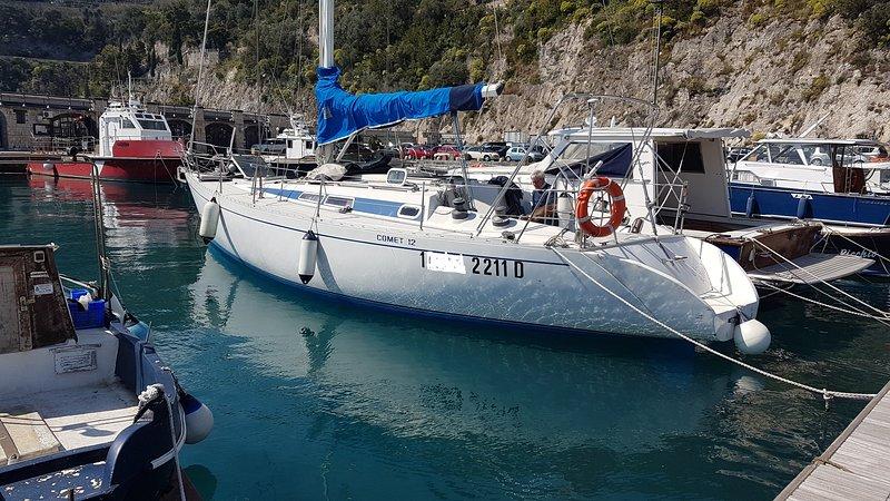 B & Boat Cetara Travel, vacation rental in Erchie