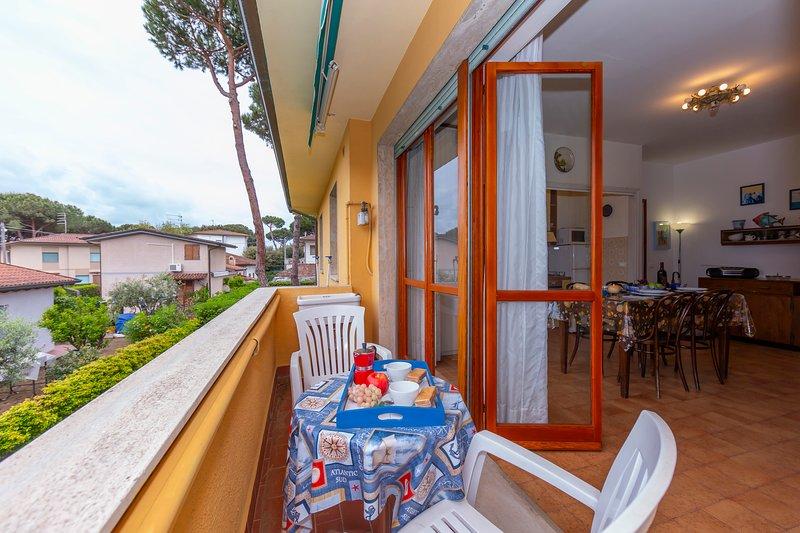 Casa Primavera, holiday rental in Poveromo