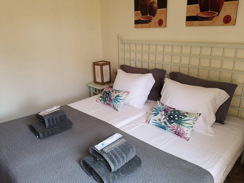 Apartamento dos dormitorios a 150m de la playa – semesterbostad i Isla Canela