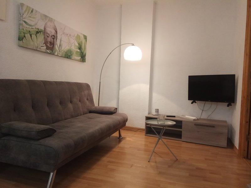 Alquiler de piso turístico en pleno centro de Zaragoza., holiday rental in Bagues