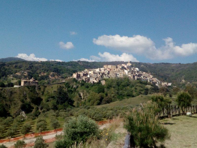 B&b Gerace, vakantiewoning in Guardavalle