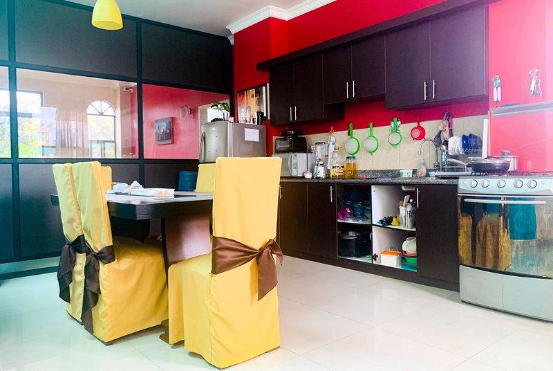 Las Buganvillas suite y confort, vacation rental in Pastaza Province