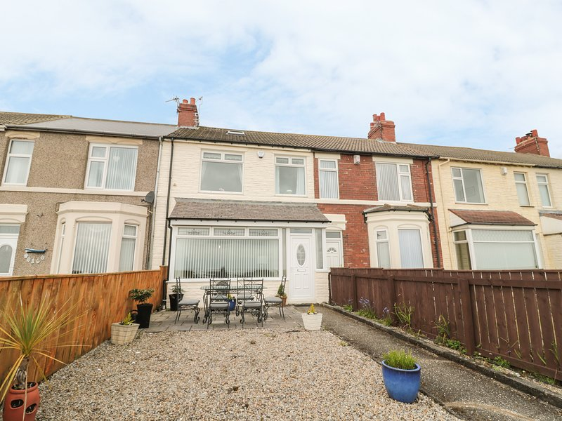 Beach Cove View, hot tub, WiFi, Newbiggin-by-the-Sea, alquiler vacacional en Choppington