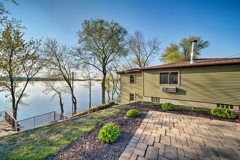Enjoy stunning riverfront views from every angle at this Thomson home!