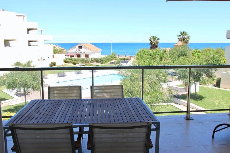 Tierra de mar 67, holiday rental in Els Poblets