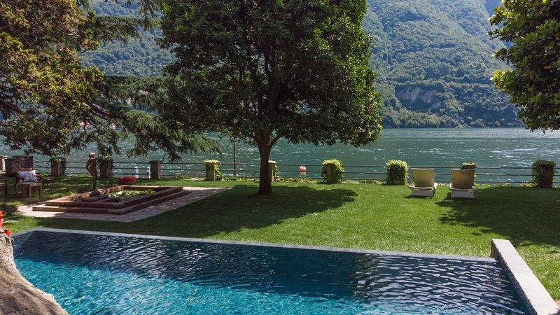 Luxury villa Greta, casa vacanza a Carate Urio