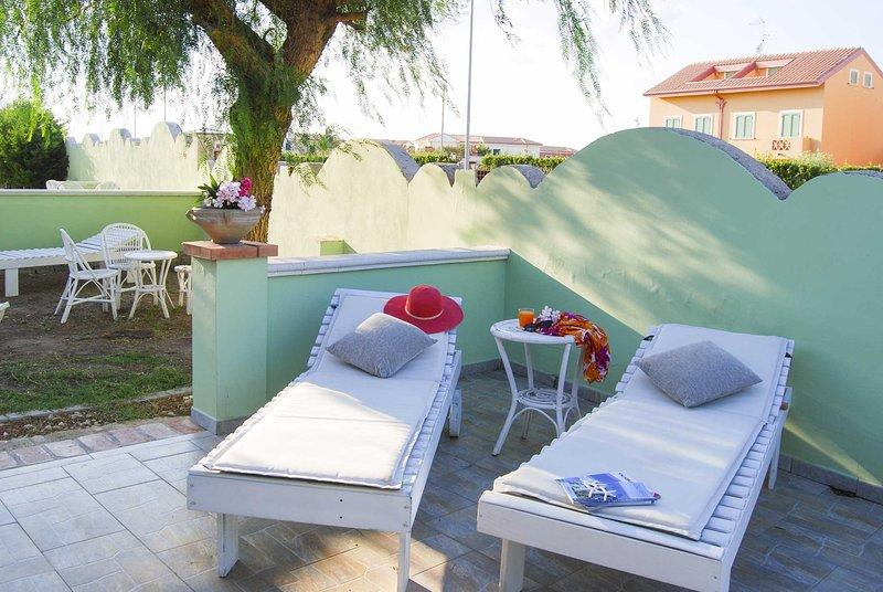 Japigium Le Castella Residence- Appartamento N.5, alquiler de vacaciones en Botricello