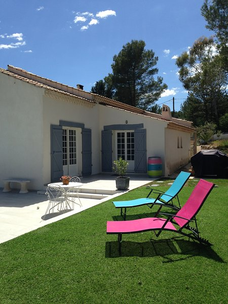 location vacance Var, holiday rental in Gareoult