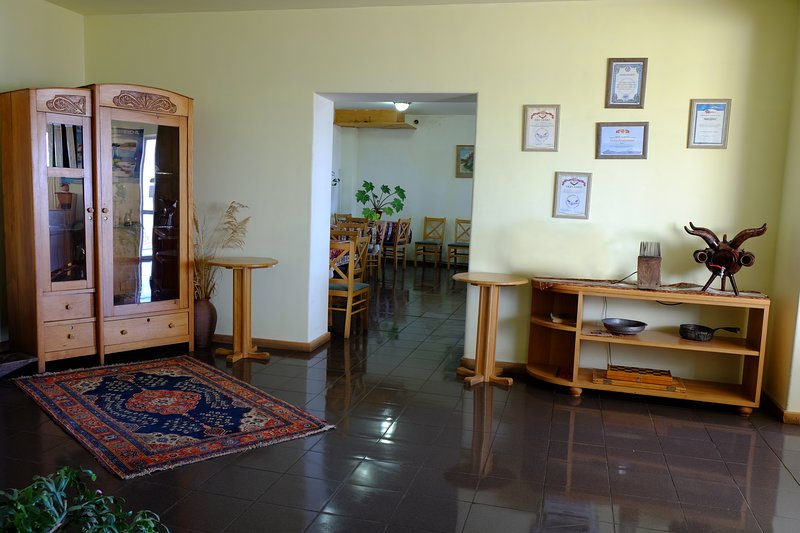 Room 31 in the Boutique Hotel Shushi, near the Cathedral Hazanchetsots, vacation rental in Azerbaijan