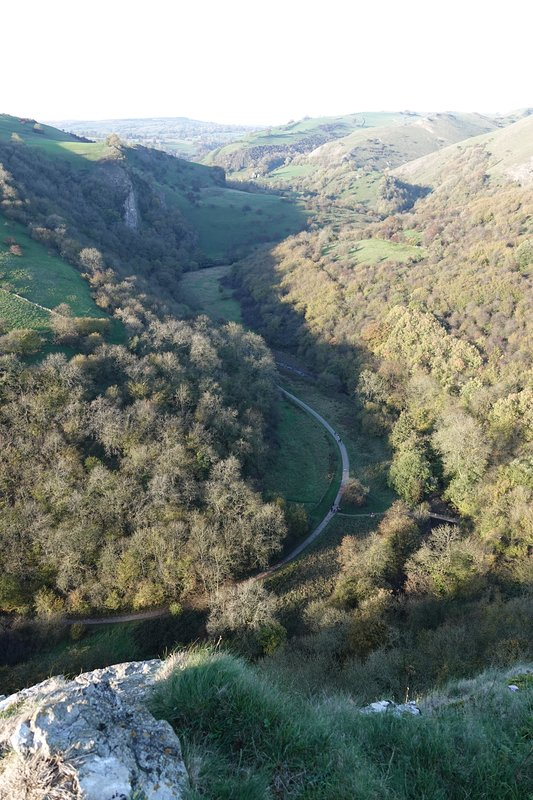 Walk directly from the cottage into the Manifold valley