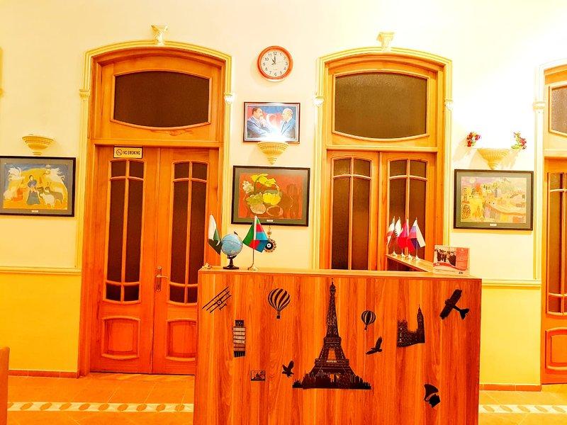 city hostel, casa vacanza a Mardakan