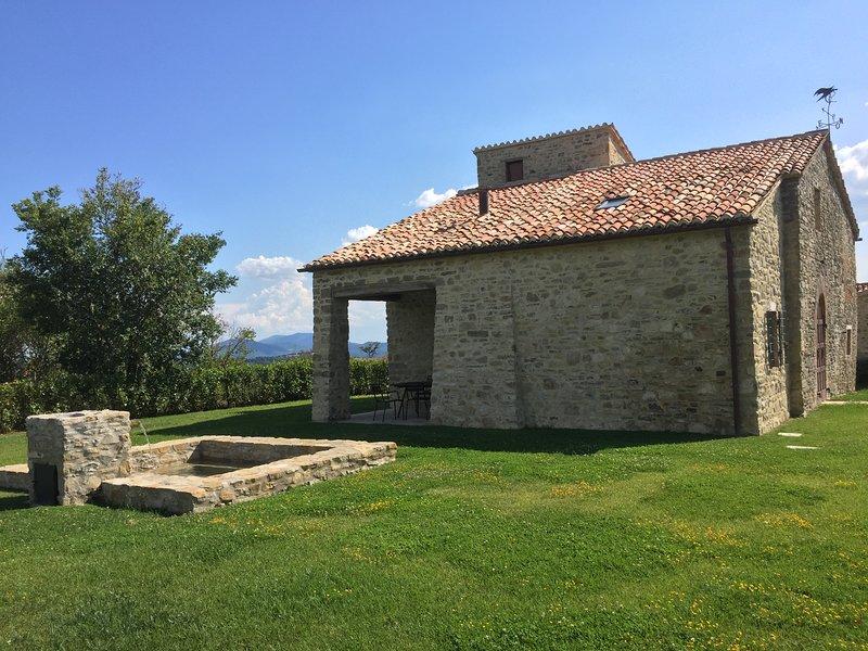 Valliano Chiesa, aluguéis de temporada em Citta di Castello