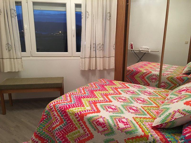 Apartamento con vistas al mar y la playa., location de vacances à Manon