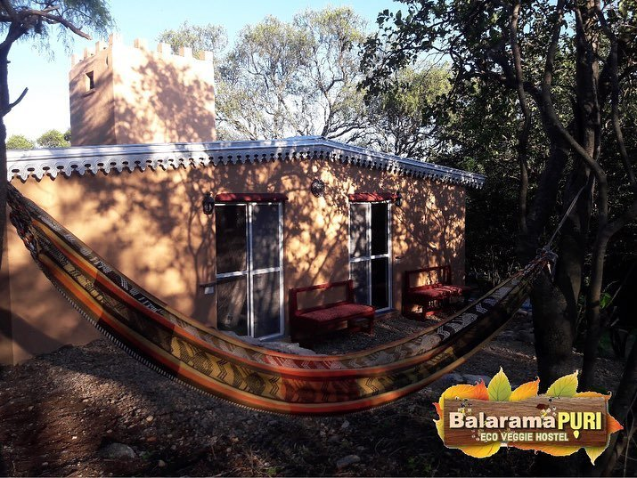 Eco Veggie Hostel Balaramapuri, location de vacances à Las Rabonas
