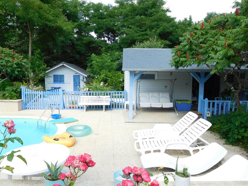 GITE DU BEAU VAL DU CHER, holiday rental in Bourre
