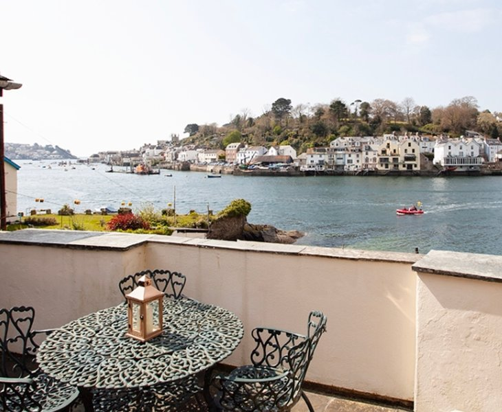 Tabs Cottage, holiday rental in Fowey