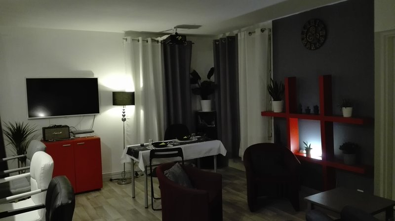 Paris- beautiful appartement F2 and 52m2, casa vacanza a Montreuil