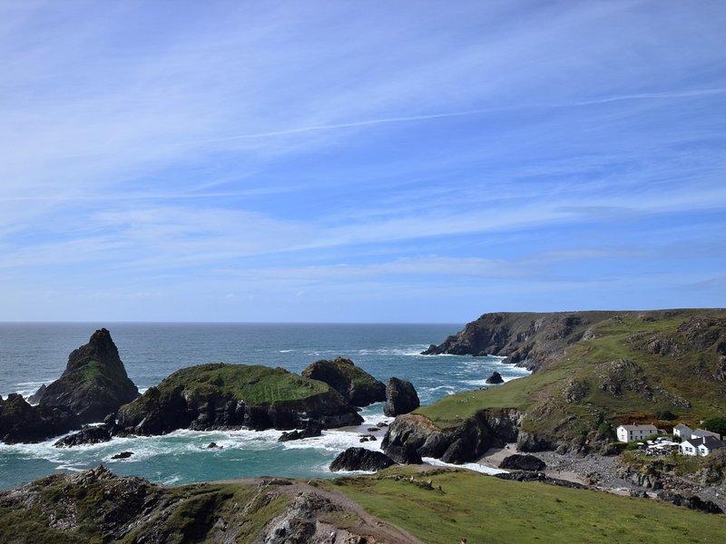 Plenty of coastline to explore within easy reach