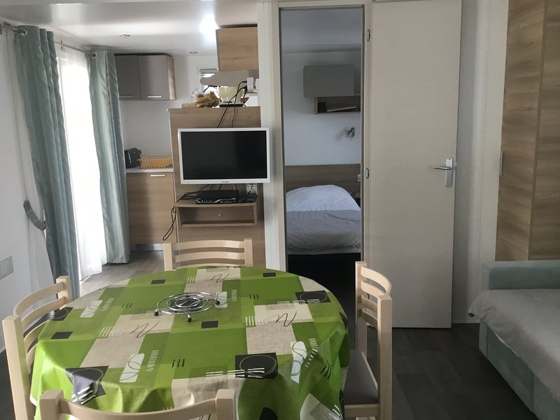 Location mobilhome, vacation rental in Saint-Jean-de-Monts