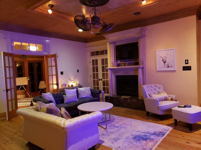 Zenique Bed & Breakfast, casa vacanza a Madisonville