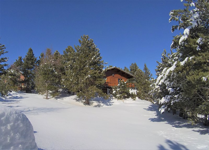 Chalet Les Angles, holiday rental in Pyrenees-Orientales