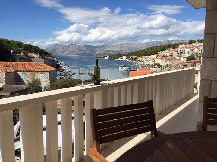 Povlja, island Brac, Croatia Villa Moj mir, vacation rental in Povlja