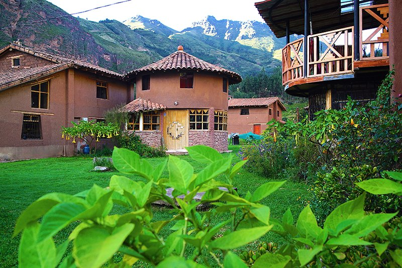 Magica Casita Redonda - Magic Round Little House, holiday rental in Pisac
