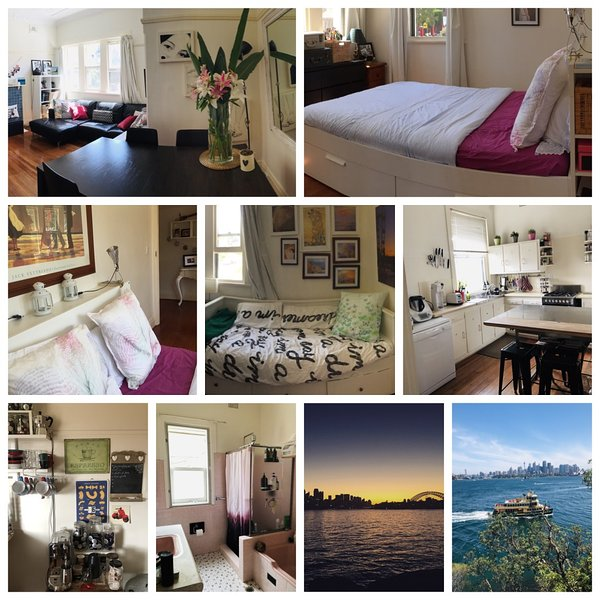 Beautiful Art Deco Apartment, vacation rental in Cremorne