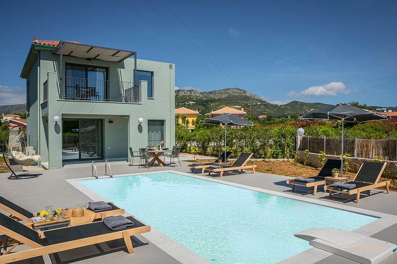Villa Begonia, holiday rental in Skala