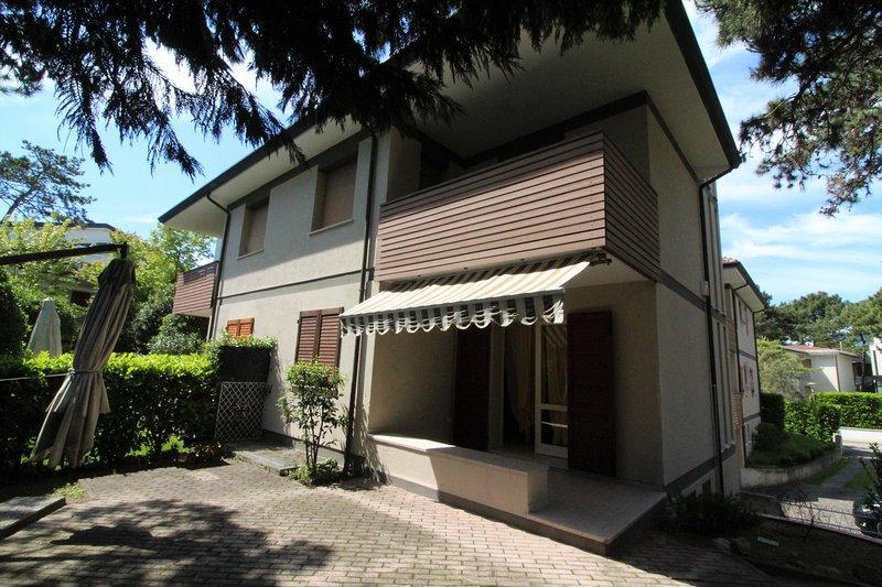 Villa Rossana, vacation rental in Lignano Pineta