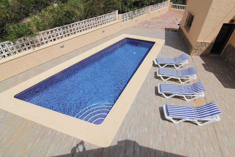 MARYVILLA0202-Wifi y Parking Gratis-Cerca Playa, holiday rental in Calpe