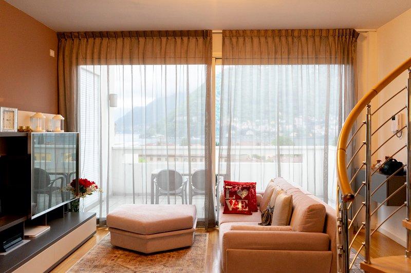 Apartments Villa Olmo-Next Hotel Hilton Lake Como, holiday rental in Brunate